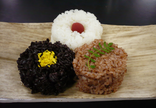 How 'Forbidden' Black Rice Flourished For Millennia