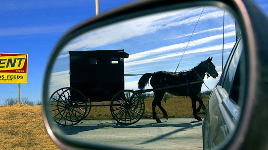 Elderly driver strikes 2nd Amish buggy in less than year: 'Didn't see it at the time'