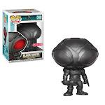 Funko POP!Heroes: Aquaman - Black Manta (Flat Black) Exclusive #248