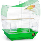 Prevue Pet Products Southbeach Wave Top Bird Cage (Green)