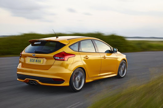 2017 Ford Focus ST Review | Autos Billow