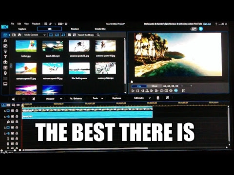 Cyberlink PowerDirector 15 The Best Video Editor Ever 2017