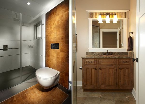 Bathroom decoration trends you should care for 2012