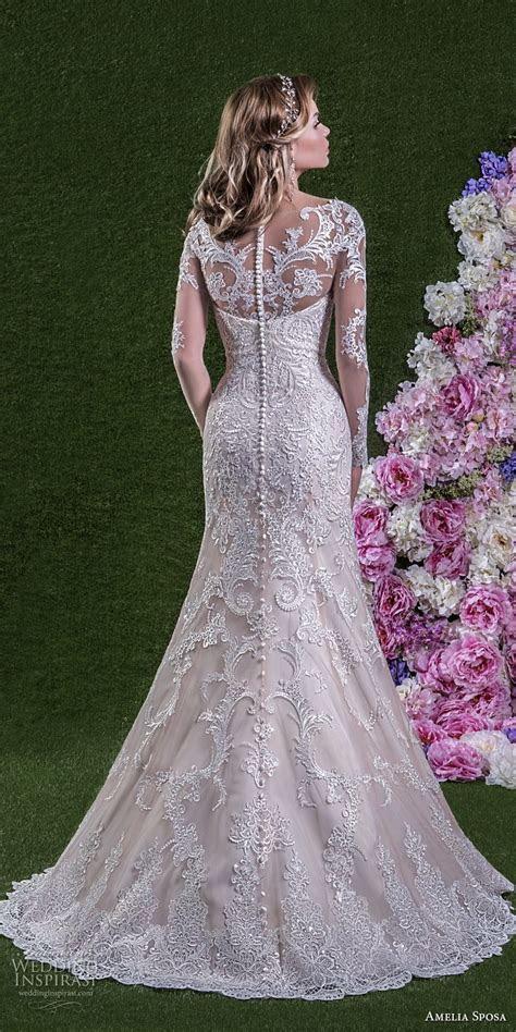 Amelia Sposa 2018 Wedding Dresses   Wedding Inspirasi