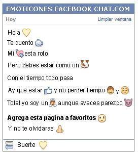 Como Poner Un Emoticon Corazon Amarillo En Facebook