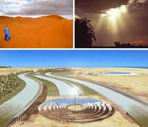 Project Sahara Forest