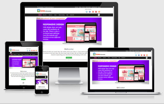 Benefits of a Responsive Web Design - iconinfomedia