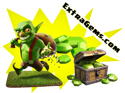 Limited Clash of Clans Gems Giveaway!