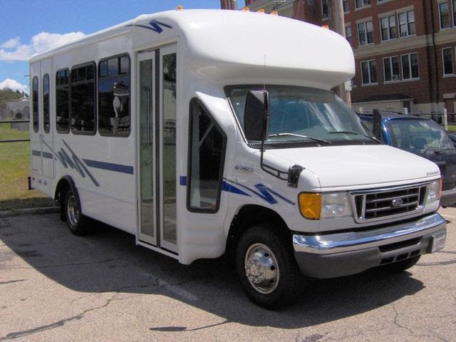 ~1994 ford e350 box van with steering wheel that moves all ...