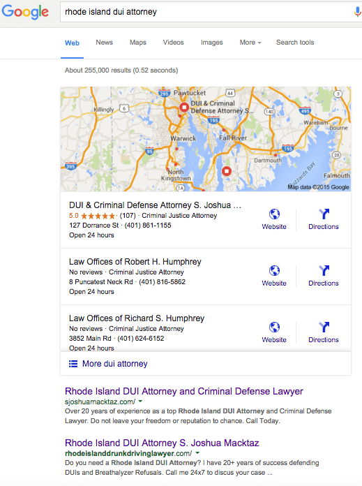 Organic SEO Services for Law Firms - Live Organic