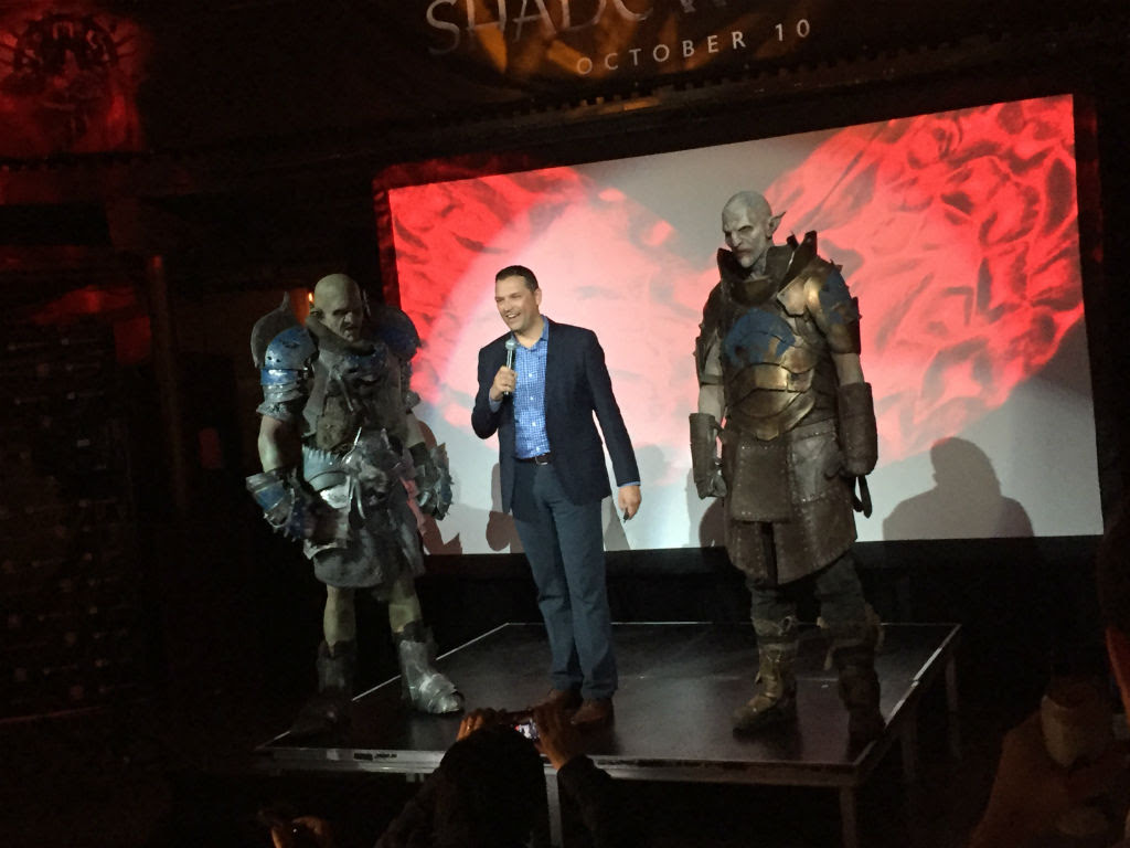 Middle Earth Shadow Of War Canadian Launch Event Best Buy Blog