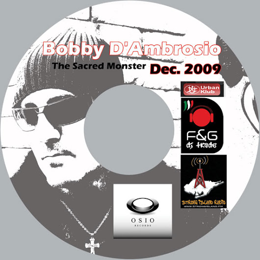 Bobby D'Ambrosio - F&G Dj Trade exclusive promo mix - nov. 09