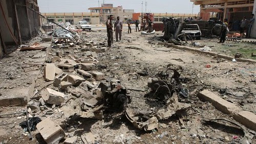 91 people were killed in Iraq on July 23, 2012 as a result of at least 37 attacks across the country. The target appeared to be the security forces left behind by the US occupationists who officially withdrew six months before. by Pan-African News Wire File Photos