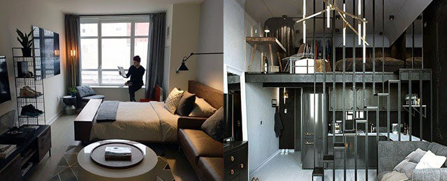 Top 60 Best Studio Apartment Ideas Small Space Designs