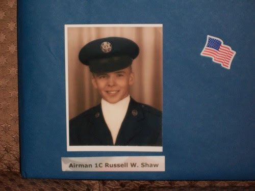 Airman 1C Russell Shaw