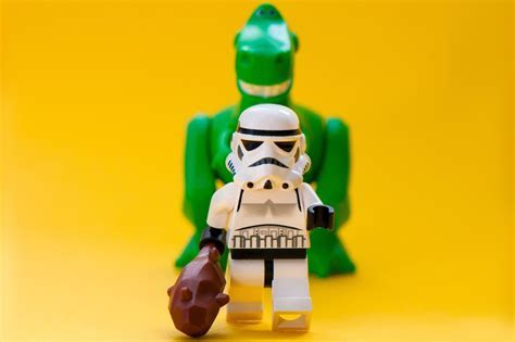 Legos order 66 stormtroopers time travel yellow wallpaper