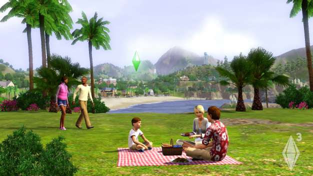 The Sims 3 Download Content Addon -FASDOX