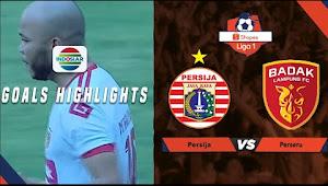 Live Streaming Badak Lampung vs Persija