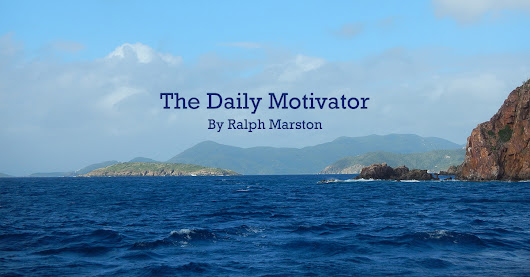 The Daily Motivator - Inspired by anything