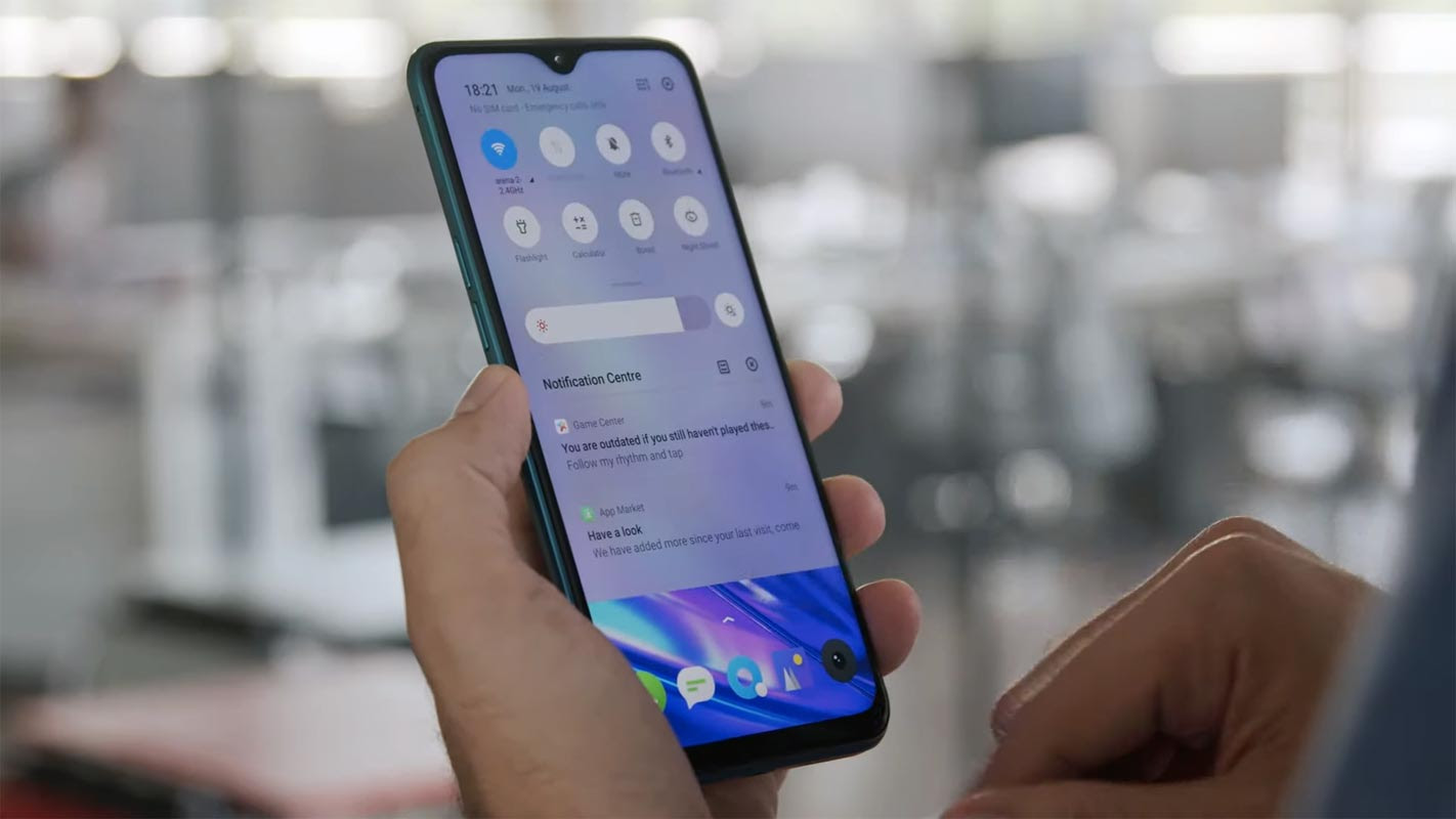 Root Realme 5 Pro Rmx1971 Android 10 Realme Ui Using Twrp And Install Magisk Android Infotech