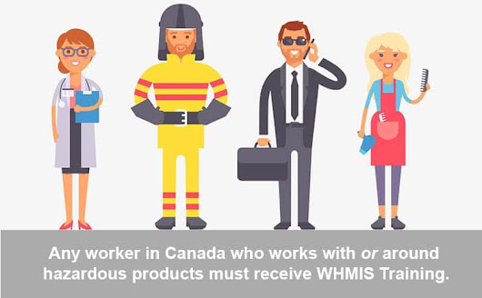 WHMIS Training - Everything There is to Know About WHMIS Training