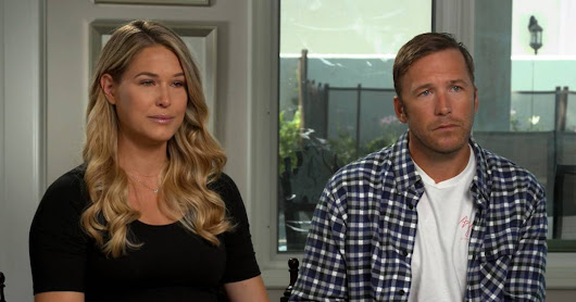 Bode and Morgan Miller open up about daughter's drowning and share new mission