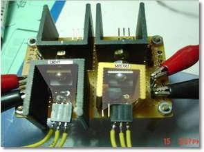 LM337 LM317 đối xứng 1-29V 0-2A cung cấp điện