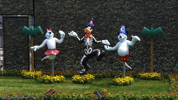 Disneyland Resort, Halloween Time