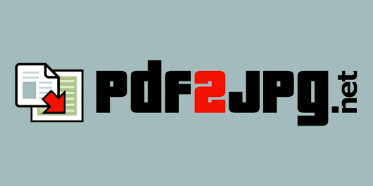 Convert PDF to JPG online, for free
