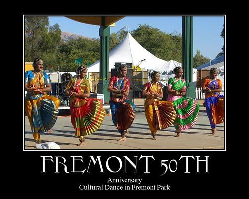 Fremont 50 Festival taken with Fuji F30