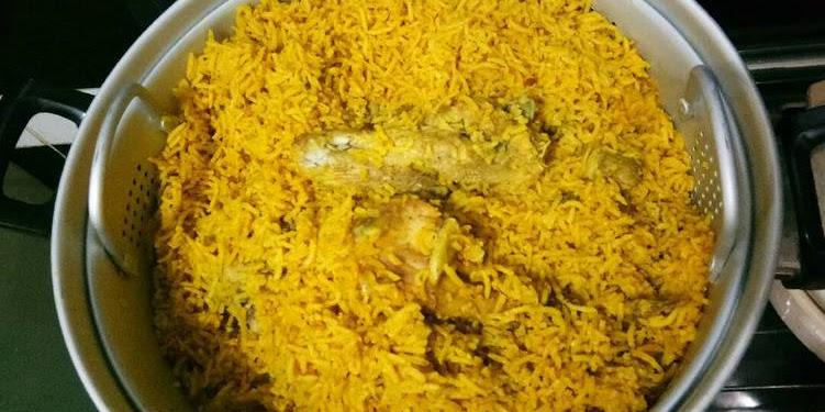 Resep Nasi Minyak Oleh Imel