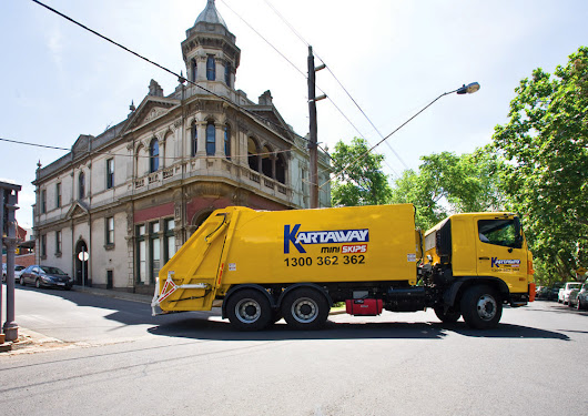 5 Ways Kartaway Melbourne Make Waste Removal Environmentally Friendly