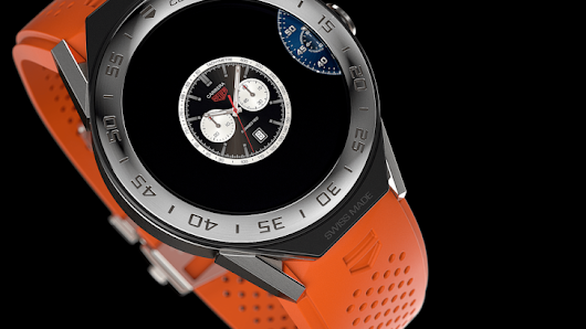 Tag Heuer's new Android Wear watch is modular, still super-expensive