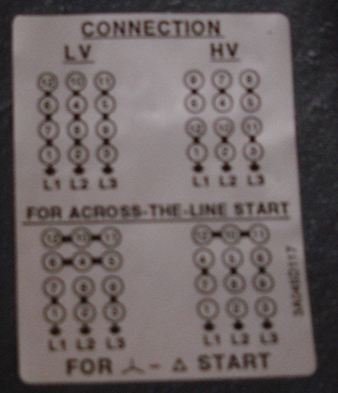 12 Lead Delta Wiring Diagram Full Hd Version Wiring Diagram Toro As4a Fr