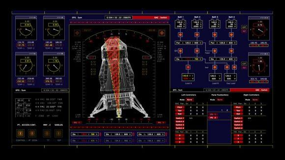 MAV de The Martian (20th Century Fox).