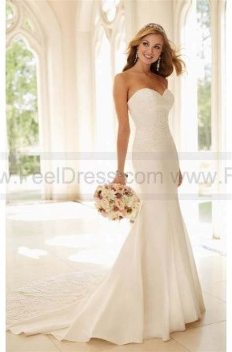 Stella York Dolce Fit And Flare Wedding Dress Style 6236