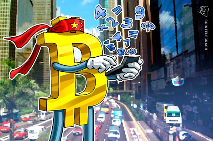 Just another bubble? Bitcoin price tops follow Chinese debt cycles, new research shows