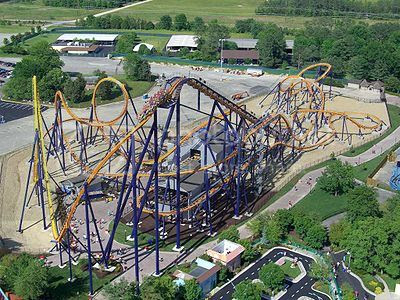 10 Theme Parks in USA