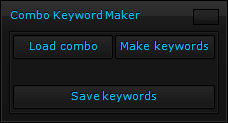 Combo Keyword Maker v2.0.0