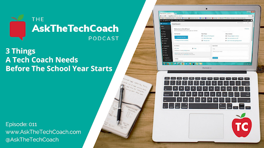 The Importance of an Instructional Technology Coach Website and Calendar
