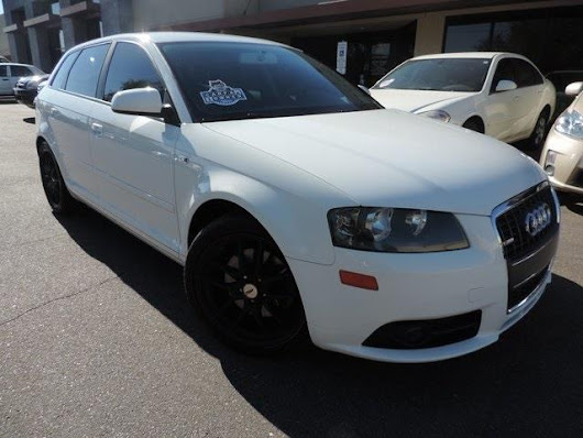 Used 2007 Audi A3 2.0T for Sale in Phoenix AZ 85027 101 Auto Outlet