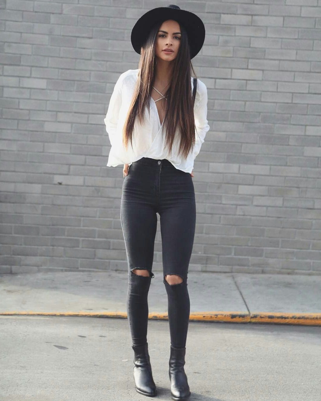 boho hipster girl outfit ideas 2020  fashiongum
