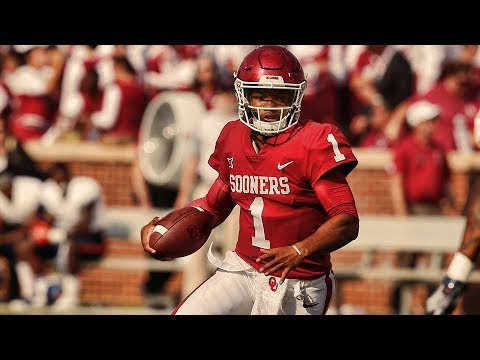 Kyler Murray Oklahoma 2017 Season Highlights ᴴᴰ