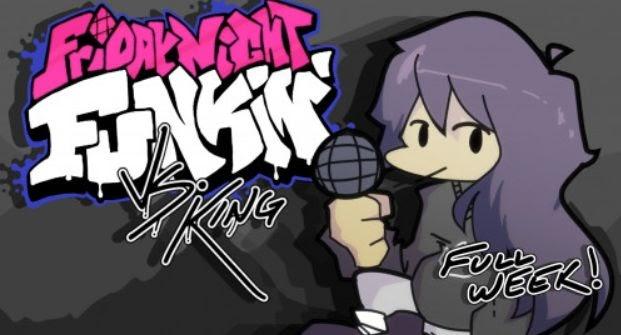 VS King FULL WEEK (Post-Mortem Mixup FNF MOD) Download (Friday Night Funkin')