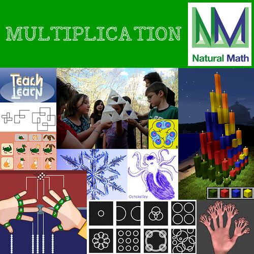 Multiplication Explorers Online Course - Moebius Noodles