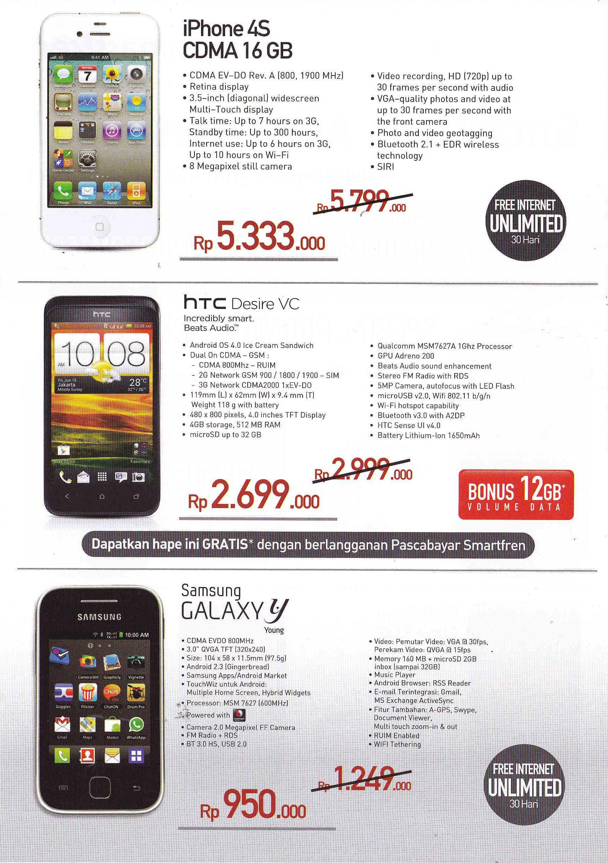 Daftar Lengkap Promo Murah Indocomtech 2012 – PART 2 | Jagat Review
