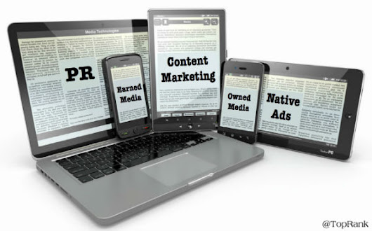 The Evolution of Public Relations Through Content Marketing