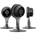 Nest Cam Network Camera - 3 MP - 1080p - Day/Night - 3 Pack