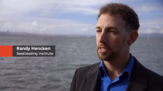 "TV documentary ""Cybertopia - Dreams of Silicon Valley"" features Seasteading"