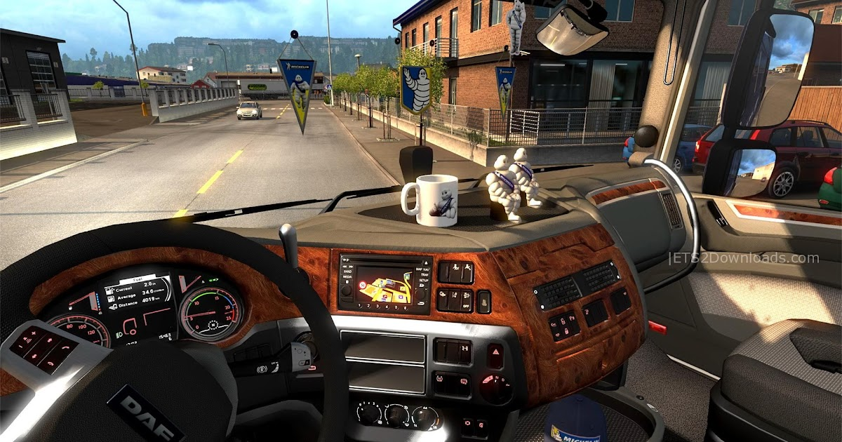 Euro Truck Simulator  Island